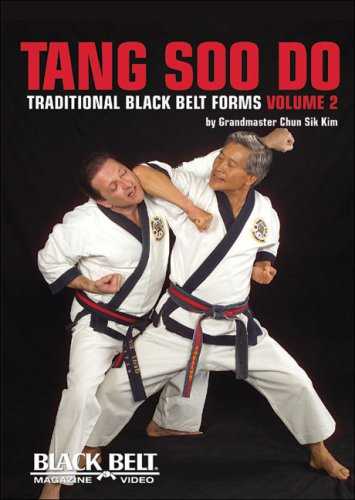 9781581332940: Tang Soo Do: Traditional Black Belt Forms, Vol. 2