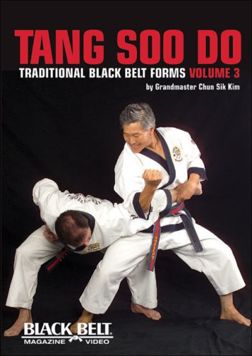 9781581332957: Tang Soo Do: Traditional Black Belt Forms, Vol. 3