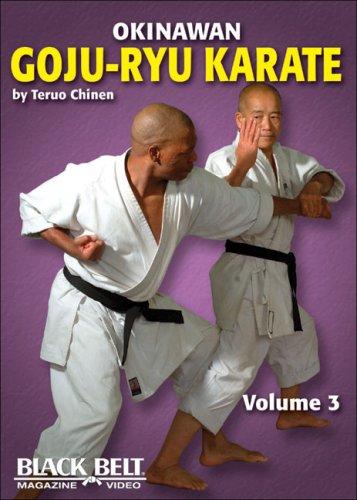 Okinawan Goju-Ryu Karate: v. 3: Teruo Chinen