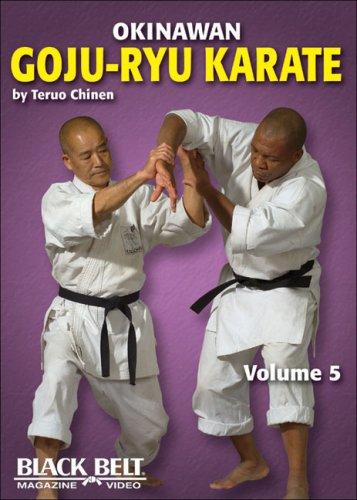 9781581333190: Okinawan Goju-Ryu Karate, Vol. 5