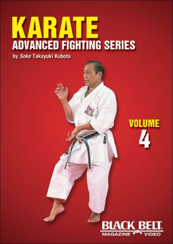 9781581333398: Karate: Advanced Fighting, Vol. 4