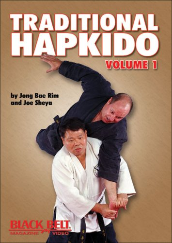 9781581333732: Traditional Hapkido