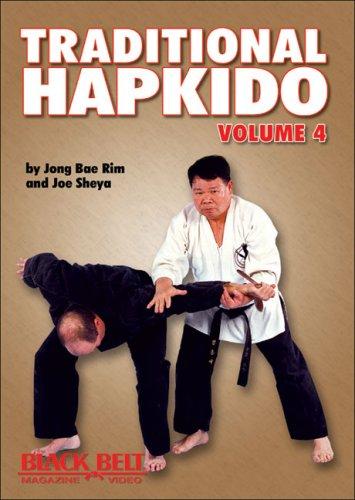 9781581333763: Traditional Hapkido: Vol. 4: Volume 4: v. 4
