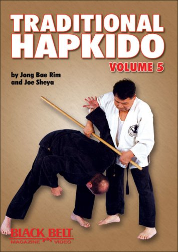 9781581333770: Traditional Hapkido: Vol. 5