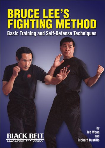 9781581333947: Bruce Lee's Fighting Method: Basic Training and Self-Defense Techniques