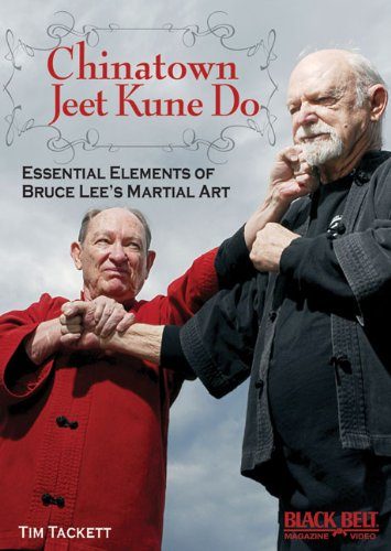 9781581334654: Chinatown Jeet Kune Do DVD: Essential Elements of Bruce Lee's Martial Art
