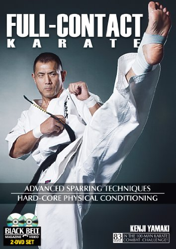 9781581334890: Full-Contact Karate: Advanced Sparring Techniques and Hard-Core Physical Conditioning