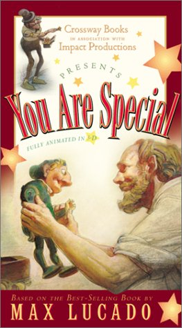 9781581341669: You Are Special: The Animated Story [VHS]