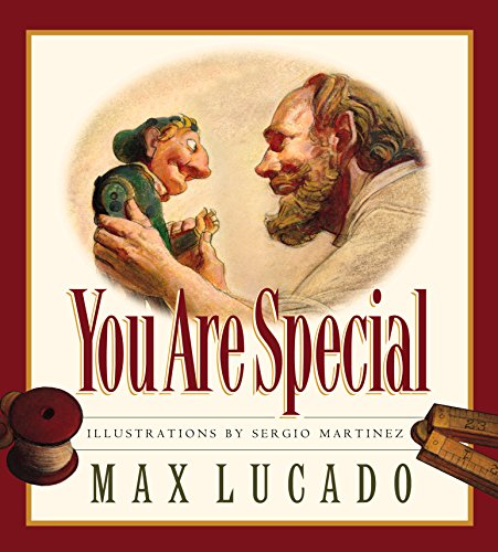 9781581342192: You Are Special (Board Book) (Max Lucado's Wemmicks)