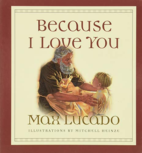 9781581342734: Because I Love You (Board Book)