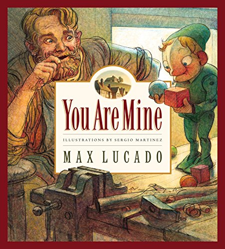 9781581342765: You Are Mine (Max Lucado's Wemmicks)