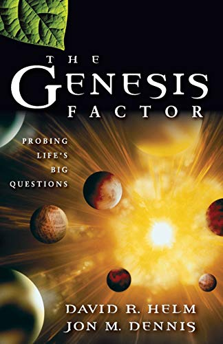 9781581342857: The Genesis Factor: Probing Life's Big Questions