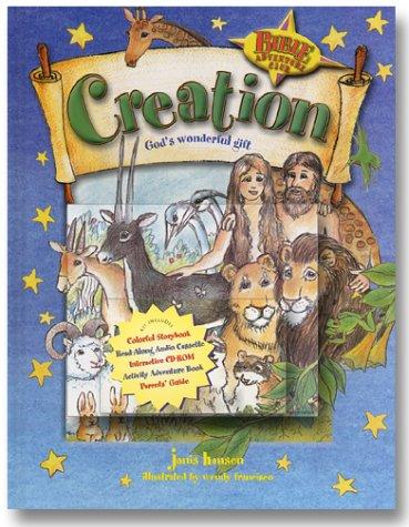 9781581342956: Creation: God's Wonderful Gift (Bible Adventure Club)