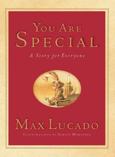 9781581344059: You Are Special (Gift Edition): A Story for Everyone (Max Lucado's Wemmicks)