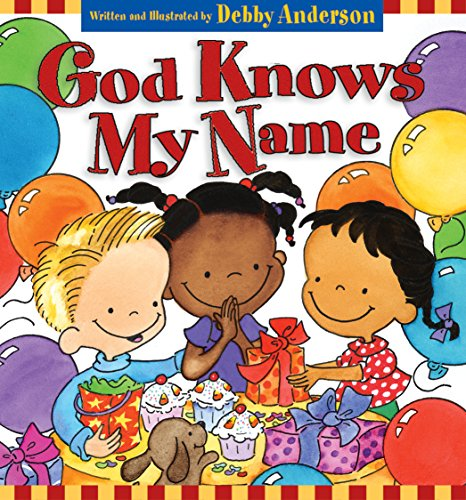 9781581344158: God Knows My Name