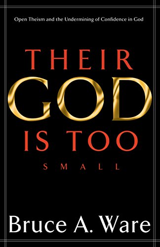 Their God Is Too Small: Open Theism and the Undermining of Confidence in God (1581344813) by Ware, Bruce A.