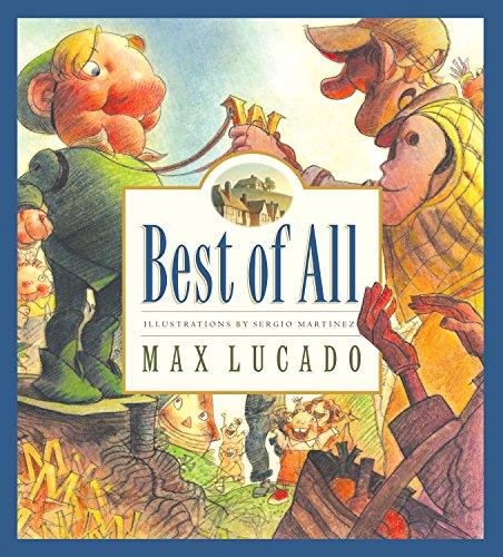 9781581345018: Best of All (Max Lucado's Wemmicks)