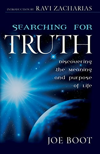 9781581345117: Searching for Truth: Discovering the Meaning and Purpose of Life