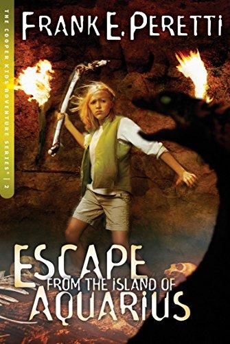 9781581346190: Escape from the Island of Aquarius (The Cooper Kids Adventure Series #2)