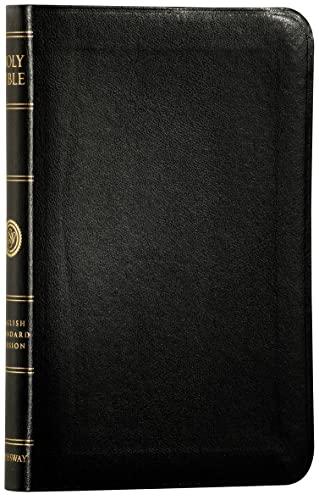 9781581346794: ESV Personal Size Reference Bible (Black)