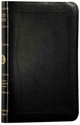 ESV Personal Size Reference Bible (TruTone, Black): ESV Bibles by Crossway