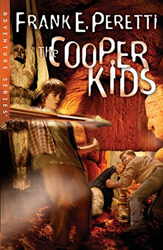 9781581346916: The Door in the Dragon's Throat/Escape from the Island of Aquarius/The Tombs of Anak/Trapped at the Bottom of the Sea (The Cooper Kids Adventure Series 1-4)