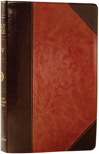 9781581347692: ESV Classic Reference Bible, TruTone, Brown/Cordovan, Portfolio Design