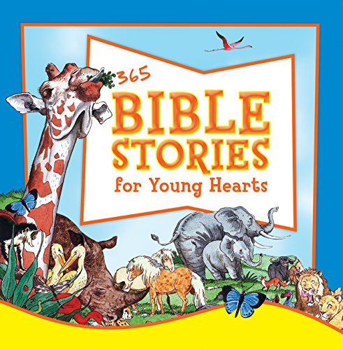 9781581348071: 365 Bible Stories for Young Hearts