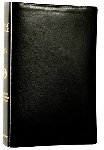 9781581348194: ESV Single Column Reference Bible (TruTone, Black)