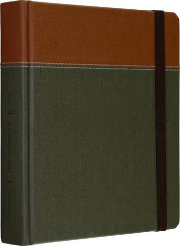ESV Journaling Bible (Tuscan Series, Terra-Cotta/Sage): Standard, English