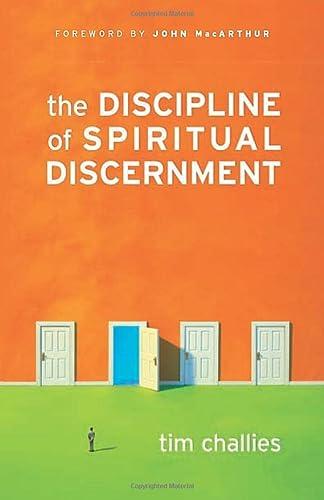 9781581349092: The Discipline of Spiritual Discernment