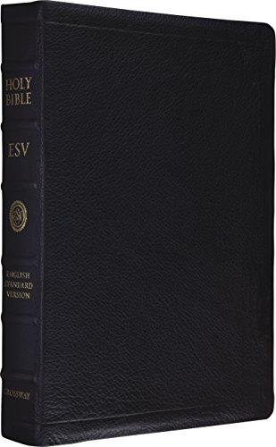 9781581349849: ESV Large Print Bible (Black)