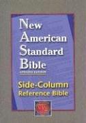 9781581351132: Side-Column Reference Bible-NASB-Large Print