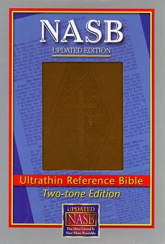 Ultrathin Reference-NASB-Diamond Stamped: Foundation Publications
