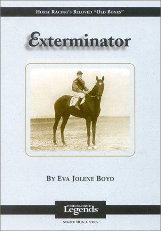9781581500875: Exterminator: Thoroughbred Legends