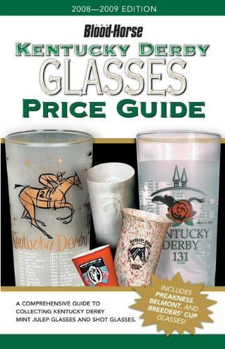 Kentucky Derby Glasses Price Guide: Marchman, Judy