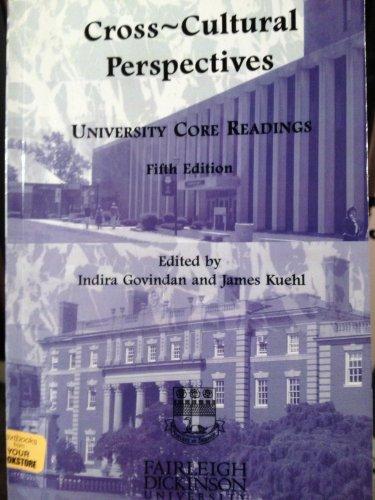 9781581525335: Cross Cultural Perspectives