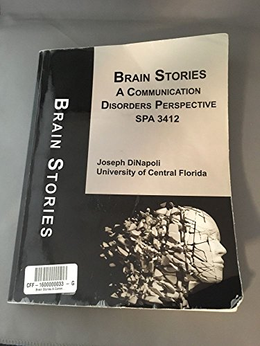9781581528640: Brain Stories A Communication Disorders Perspective