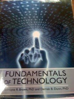 Fundamentals of Technology: Brown, Dunn