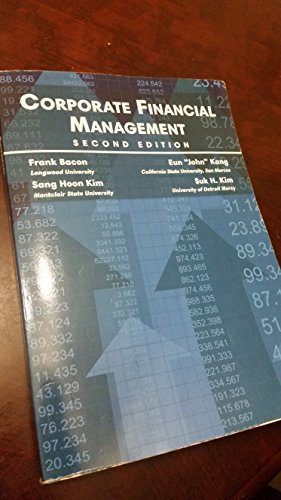 9781581529296: Corporate Financial Management Second Edition