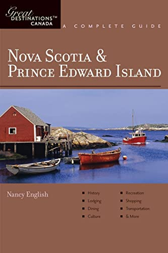 Explorer's Guide Nova Scotia & Prince Edward Island: A Great Destination (Explorer's ...