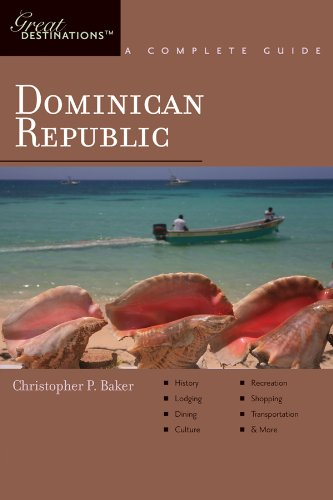 9781581571035: Explorer's Guide Dominican Republic: A Great Destination (Explorer's Great Destinations)