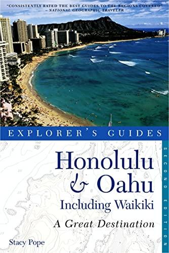 9781581571226: Honolulu & Oahu: A Great Destination (Explorer's Guides)
