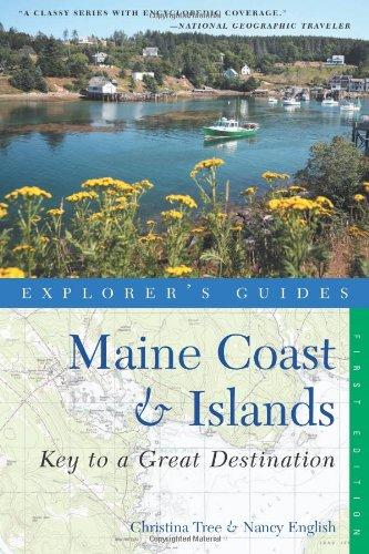 9781581571370: Explorer's Guide Maine Coast & Islands: A Great Destination (Explorer's Great Destinations)
