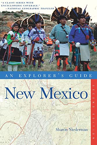 9781581571691: Explorer's Guide New Mexico (Second Edition) (Explorer's Complete)