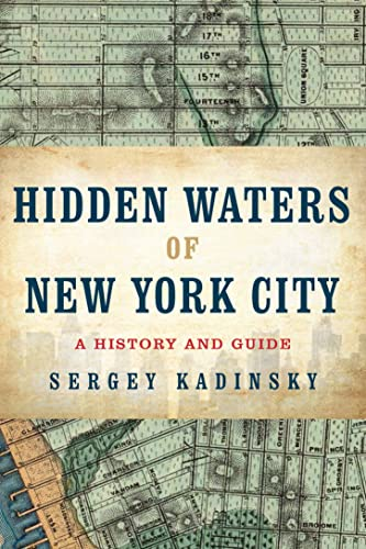 9781581573558: Hidden Waters of New York City: A History and Guide to 101 Forgotten Lakes, Ponds, Creeks, and Streams in the Five Boroughs