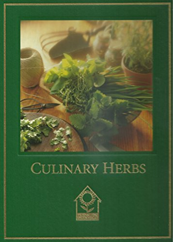 Culinary herbs (Complete gardener's library): Maggie Oster