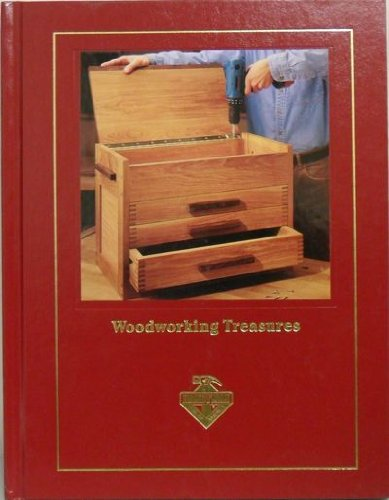 9781581590296: Woodworking Treasures