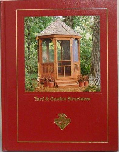 Yard & garden structures (Handyman Club library) (1581590466) by Hylton, William H