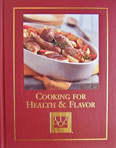 Cooking for health & flavor: Patricia Jamieson